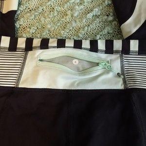 lululemon athletica Pants - Lululemon Mint Crops